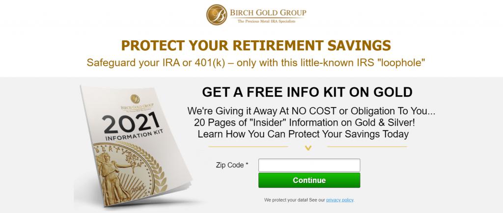 Birch Gold Group