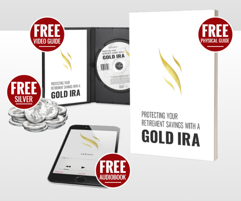 Free Gold IRA Guide by Goldco